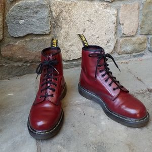 Dr Martens 1460 leather boots